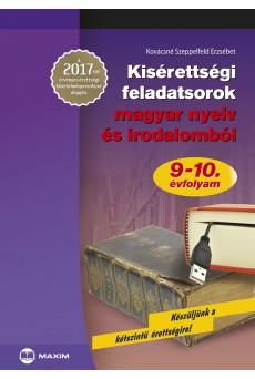 Kisérettségi feladatsorok magyar nyelv és irodalomból – A 2017-től érvényes érettségi követelményrendszer alapján