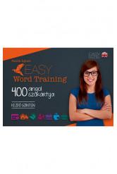 Easy Word Training - 400 angol szókártya - Kezdő szinten