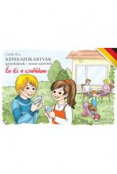 Képes szókártyák gyerekeknek – német nyelvből (Én és a családom)