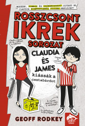 Claudia és James kiássák a csatabárdot