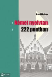 Német nyelvtan 222 pontban