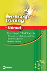 Érettségi tréning – német