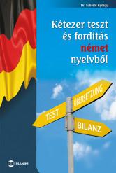 Kétezer teszt és fordítás német nyelvből
