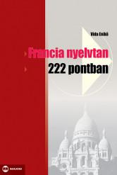 Francia nyelvtan 222 pontban