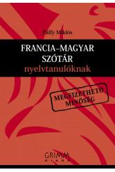 Francia-magyar szótár nyelvtanulóknak