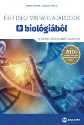 Érettségi mintafeladatsorok biológiából (10 írásbeli középszintű feladatsor) – 2017-től érvényes
