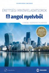 Érettségi mintafeladatsorok angol nyelvből (8 írásbeli középszintű feladatsor) – 2017-től érvényes CD-melléklettel
