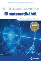Érettségi mintafeladatsorok matematikából (12 írásbeli középszintű feladatsor) – 2017-től érvényes