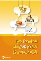 1500 fogalom magyar nyelv és irodalomból
