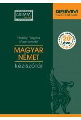 Magyar–német kéziszótár