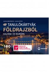 Tanulókártyák földrajzból - Hazánk és Európa
