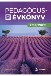 Pedagógusévkönyv 2019/2020