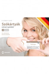 Szókártyák német nyelvből C1 szinten (Felsőfokra készülőknek)