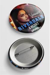 Riverdale kitűző - Veronica