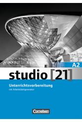 Studio 21 A2 Unterrichtsvorbereitung (Print)