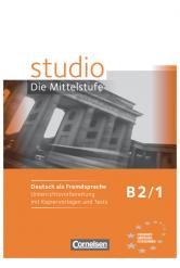 studio B2/1 Unterrichtsvorbereitung PRINT
