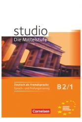 studio B2/1 Sprach- und Prüfungtraining