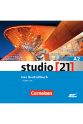 Studio 21 A2 Kursraum Audio-CDs
