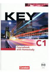 Key C1 Coursebook with Homestudy (dupla CD-melléklettel)