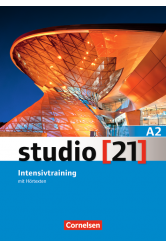 Studio 21 A2 Intensivtraining mit Hörtexten und interaktiven Übungen