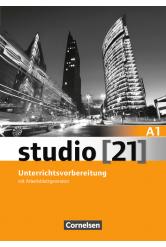 Studio 21 A1 Unterrichtsvorbereitung (Print)