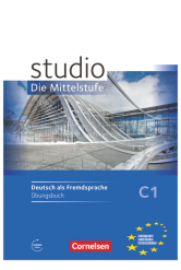 studio C1 Übungsbuch+Mp3