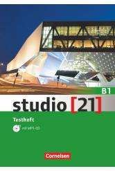 Studio 21 B1 Testheft mit MP3-CD