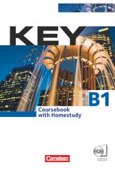 Key B1 Coursebook with Homestudy