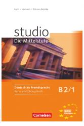 studio B2/1 Kurs- und Übungsbuch - Band 1