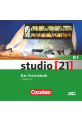 Studio 21 B1 Kursraum Audio-CDs