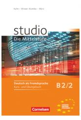 studio B2/2 Kurs- und Übungsbuch - Band 2