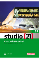 Studio 21 B1 Kurs- und Übungsbuch